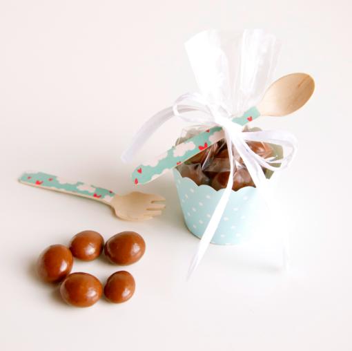 Peladilla Chocolate con Leche Gourmet | Deliciosso