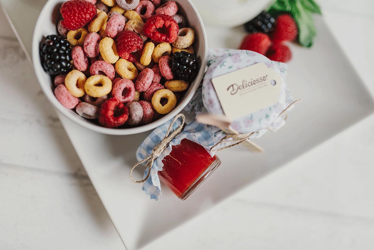Deliciosso Mermeladas Fresa