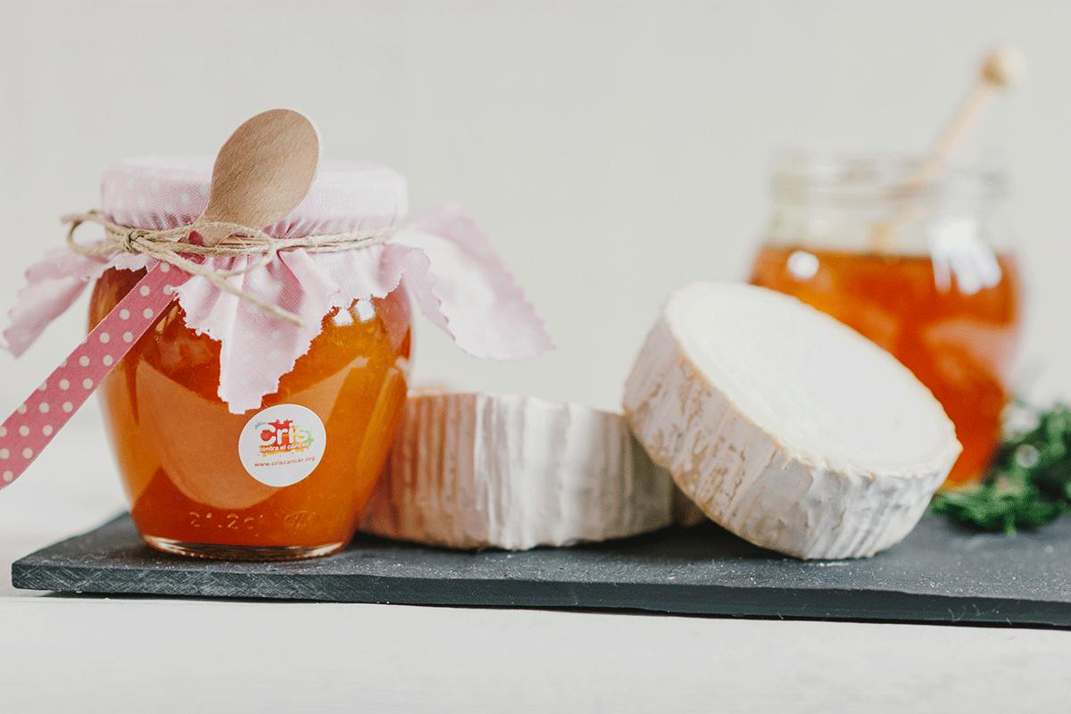 Deliciosso Mermeladas Naranja con miel