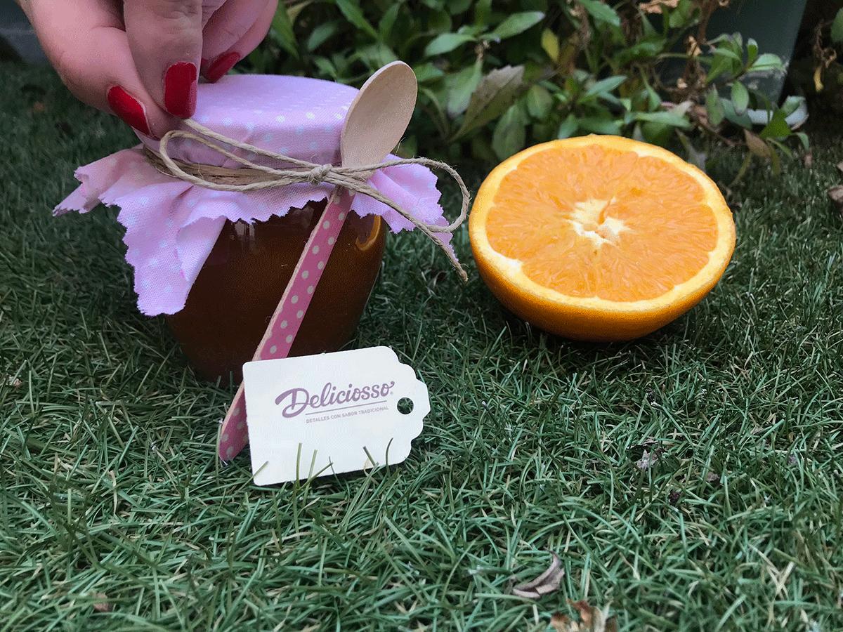 Deliciosso Mermeladas Naranja