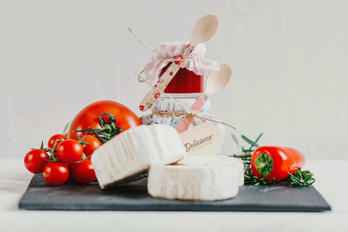 Deliciosso Mermeladas Pimiento Rojo