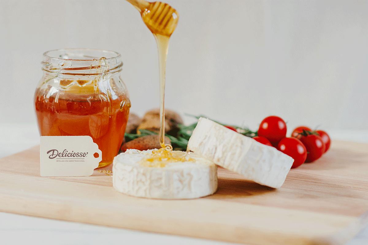 Deliciosso Miel de mil flores