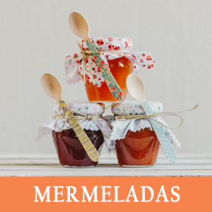 Tarros de Mermelada para Bodas | Deliciosso