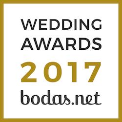 Deliciosso Premio bodas.net 2017