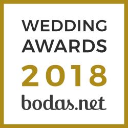 Deliciosso Premio bodas.net 2018