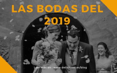 Las bodas del 2019