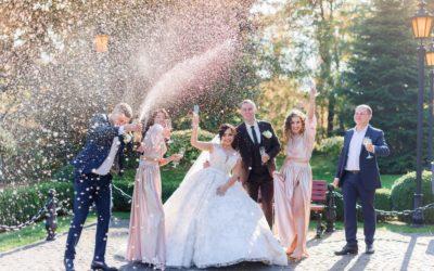 Cómo organizar una boda tipo coctél