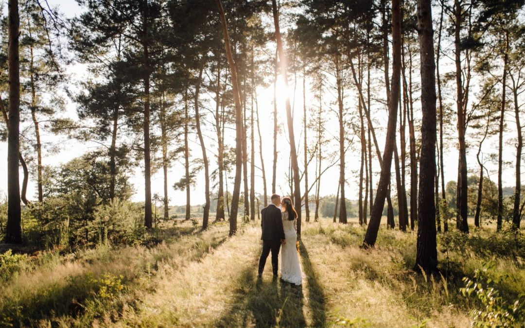 Organizar una boda ecológica