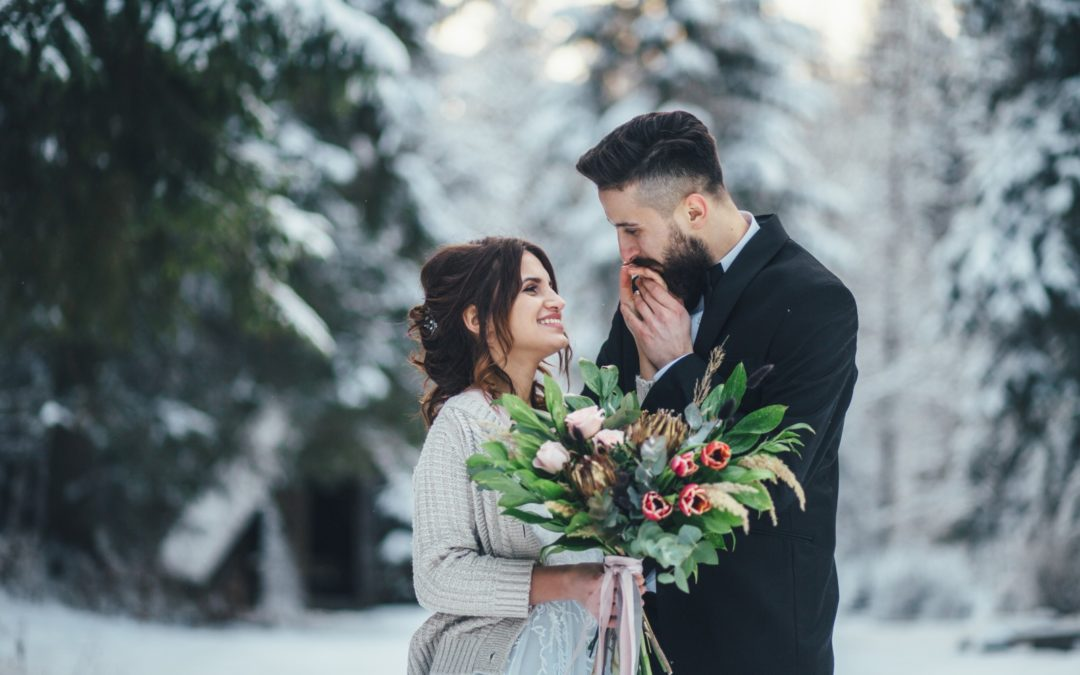 Casarse en Navidad